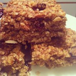 Super yummy & healthy granola bars!