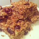Easy & Healthy to whip up Granola Bars1