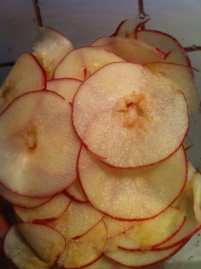 Apple Slices!
