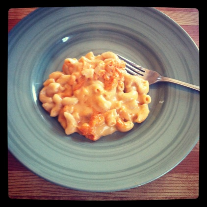 "My Vegan Mac & ""Cheese""!!!"