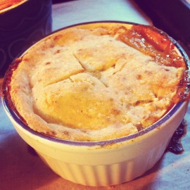 My Vegan Pot Pie
