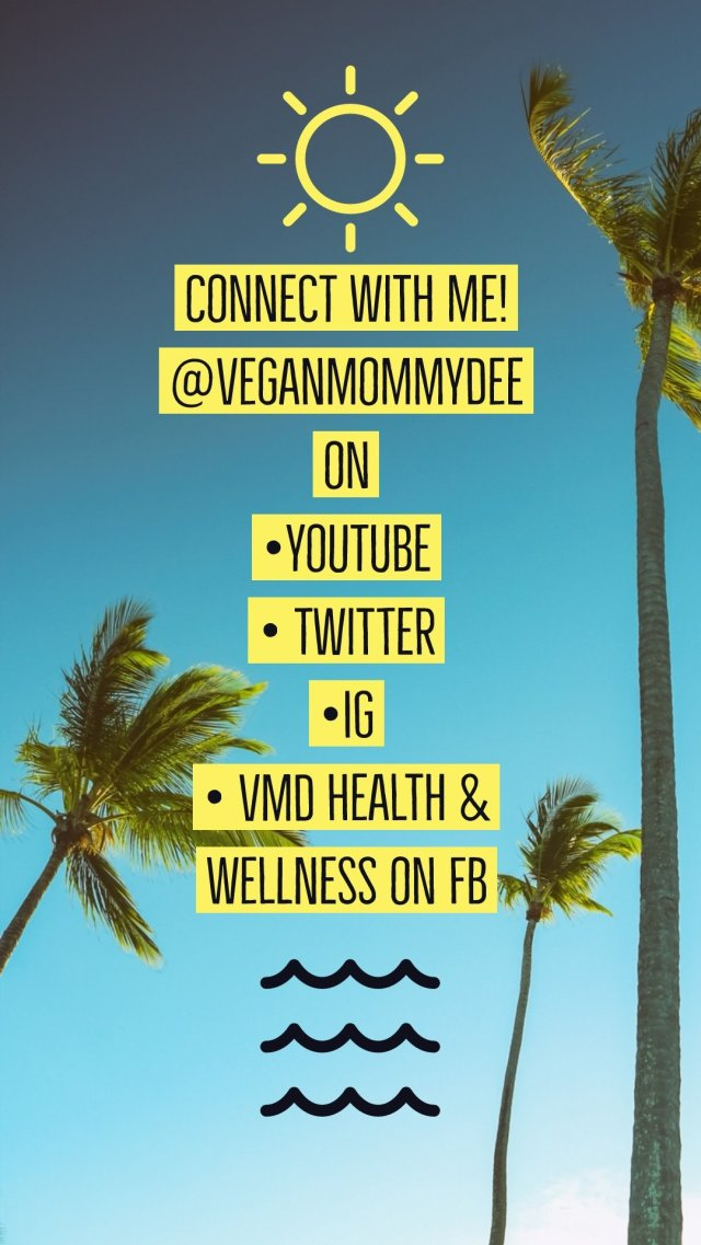 Fresh Start & New Goals!   ~Vegan Mommy Dee~